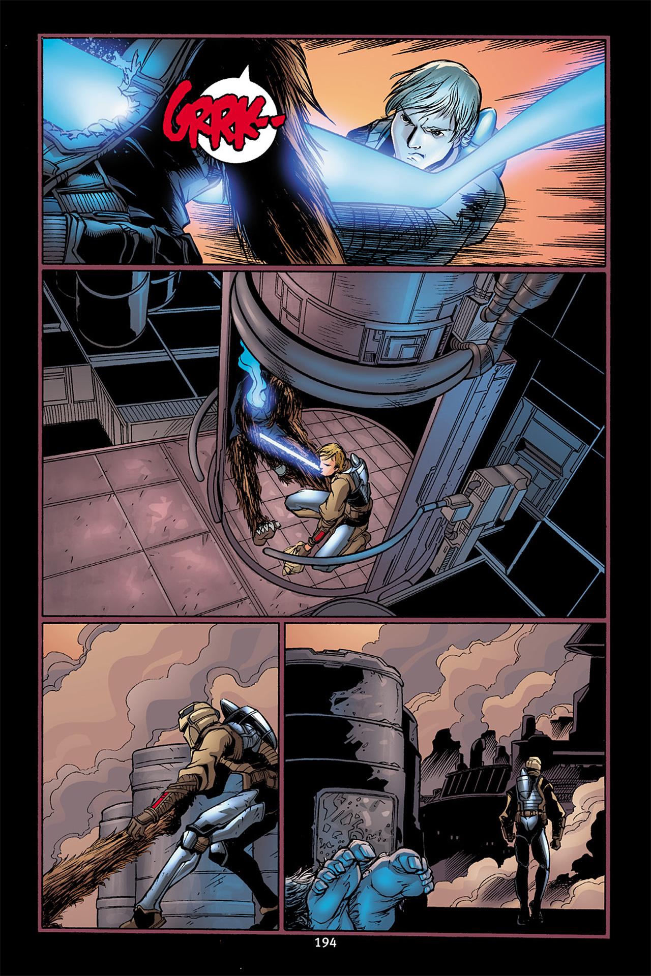 Read online Star Wars Omnibus comic -  Issue # Vol. 10 - 193