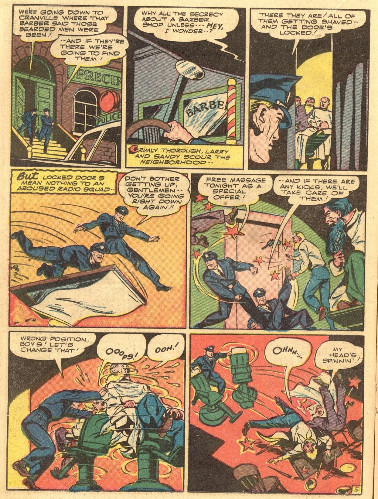 More Fun Comics issue 80 - Page 32