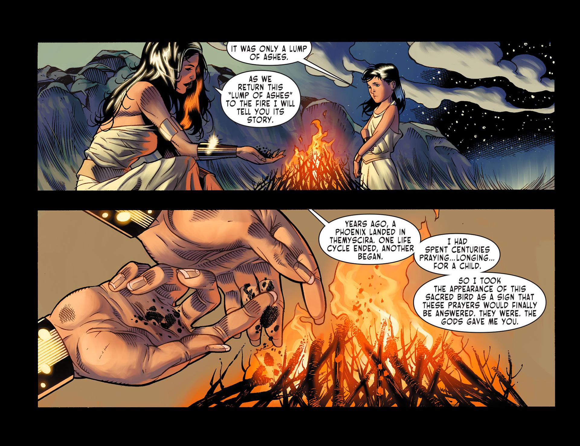 Read online Sensation Comics Featuring Wonder Woman comic -  Issue #13 - 23