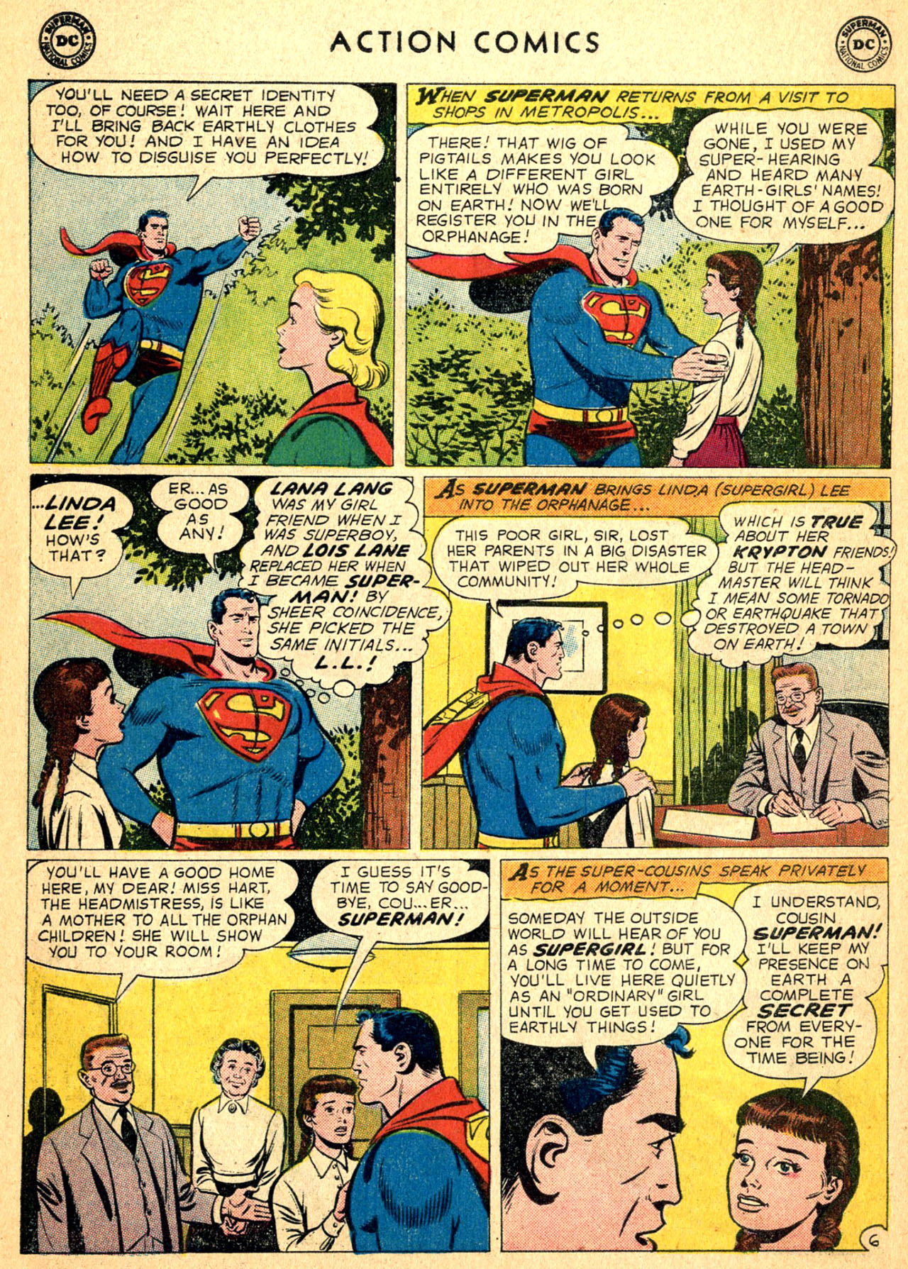 Read online Action Comics (1938) comic -  Issue #252 - 30