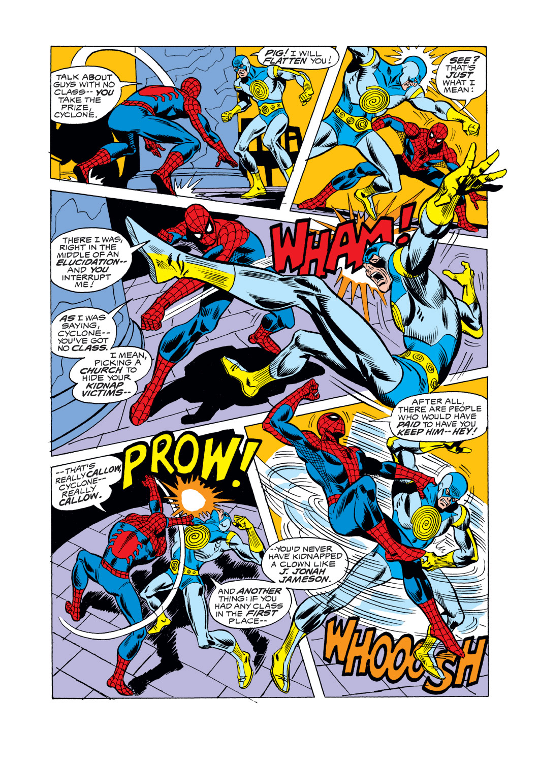 The Amazing Spider-Man (1963) 144 Page 12