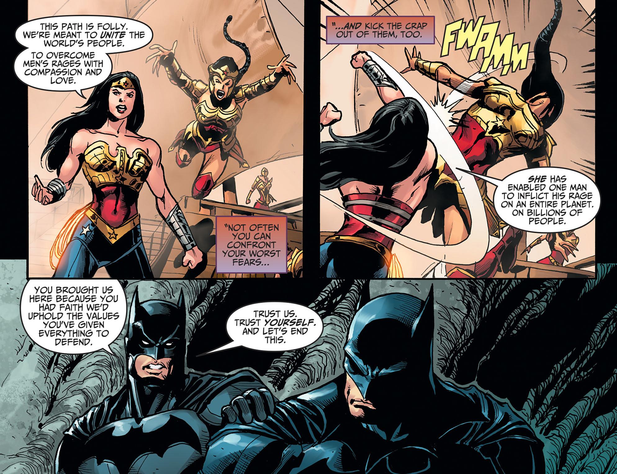 Read online Injustice: Ground Zero comic -  Issue #22 - 20