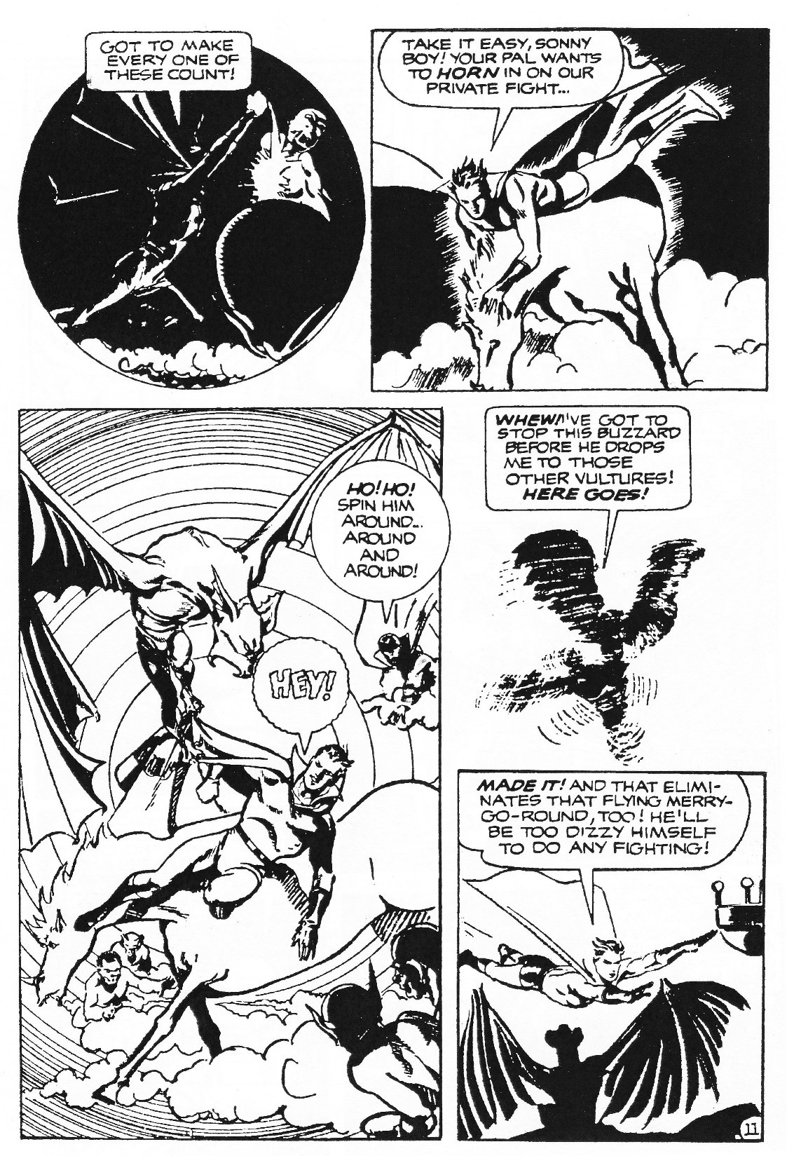 Read online Men of Mystery Comics comic -  Issue #72 - 13