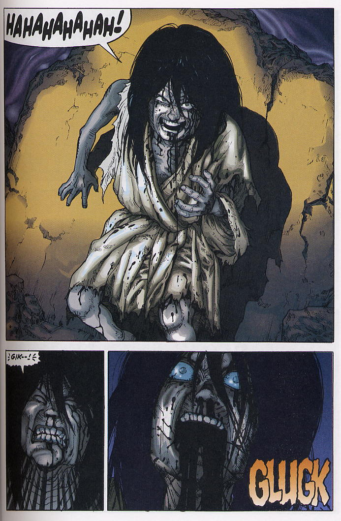 Read online Akira comic -  Issue #36 - 25