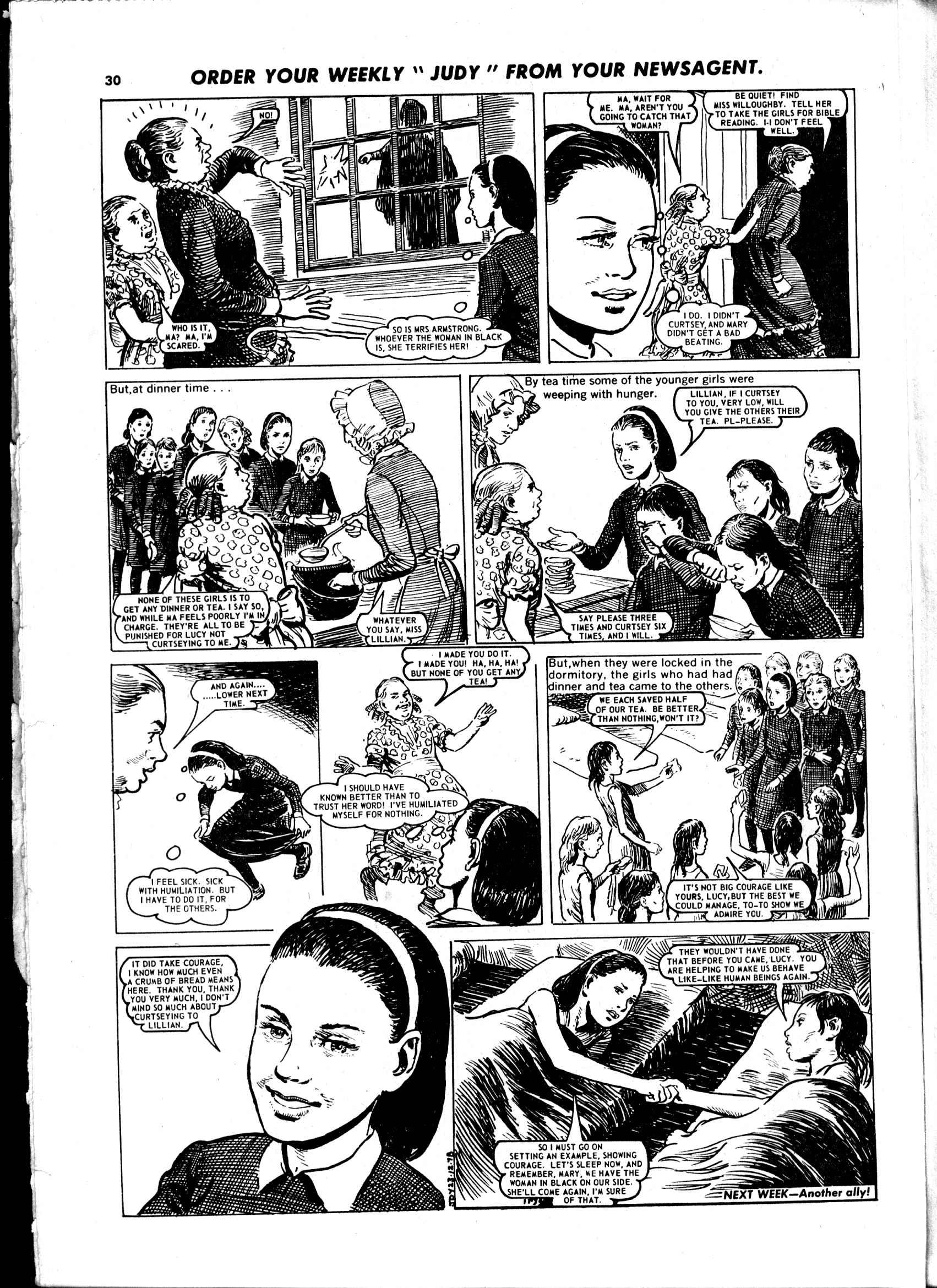 Read online Judy comic -  Issue #989 - 30