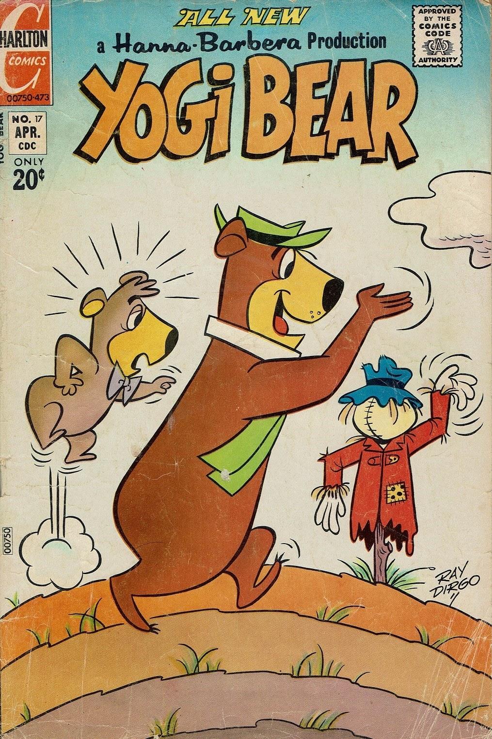 Yogi Bear (1970) issue 17 - Page 1