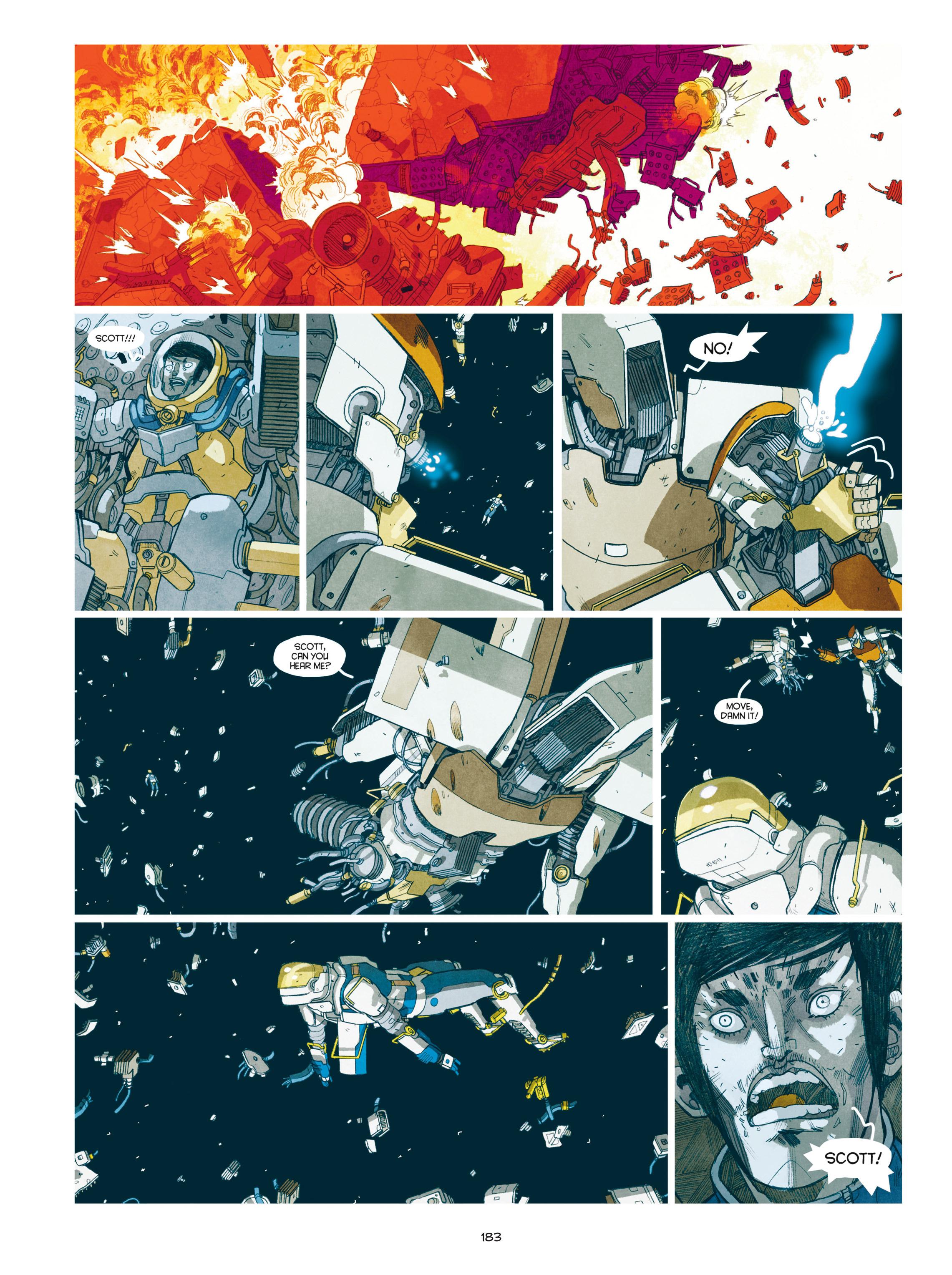 Read online Shangri-La comic -  Issue # Full - 184