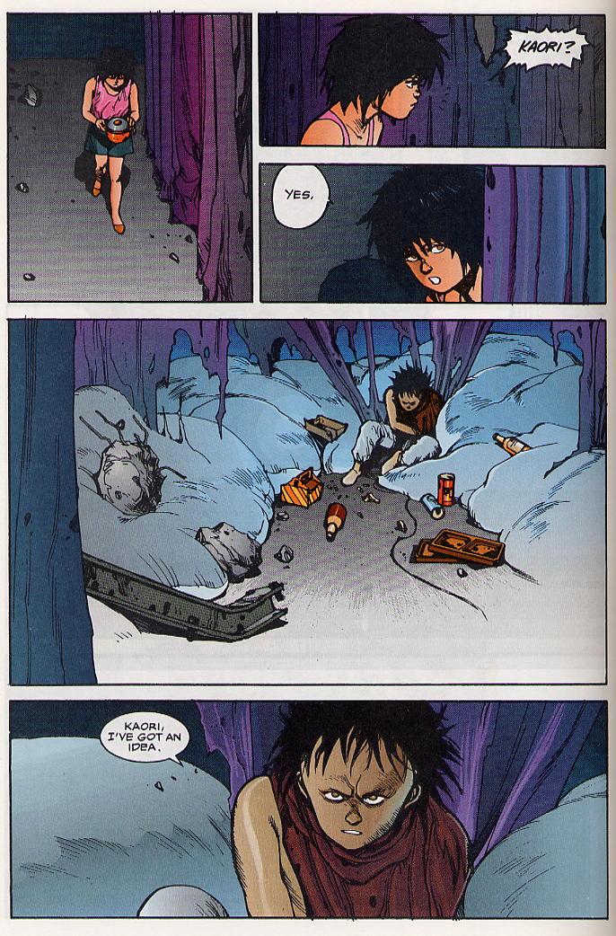 Read online Akira comic -  Issue #19 - 49