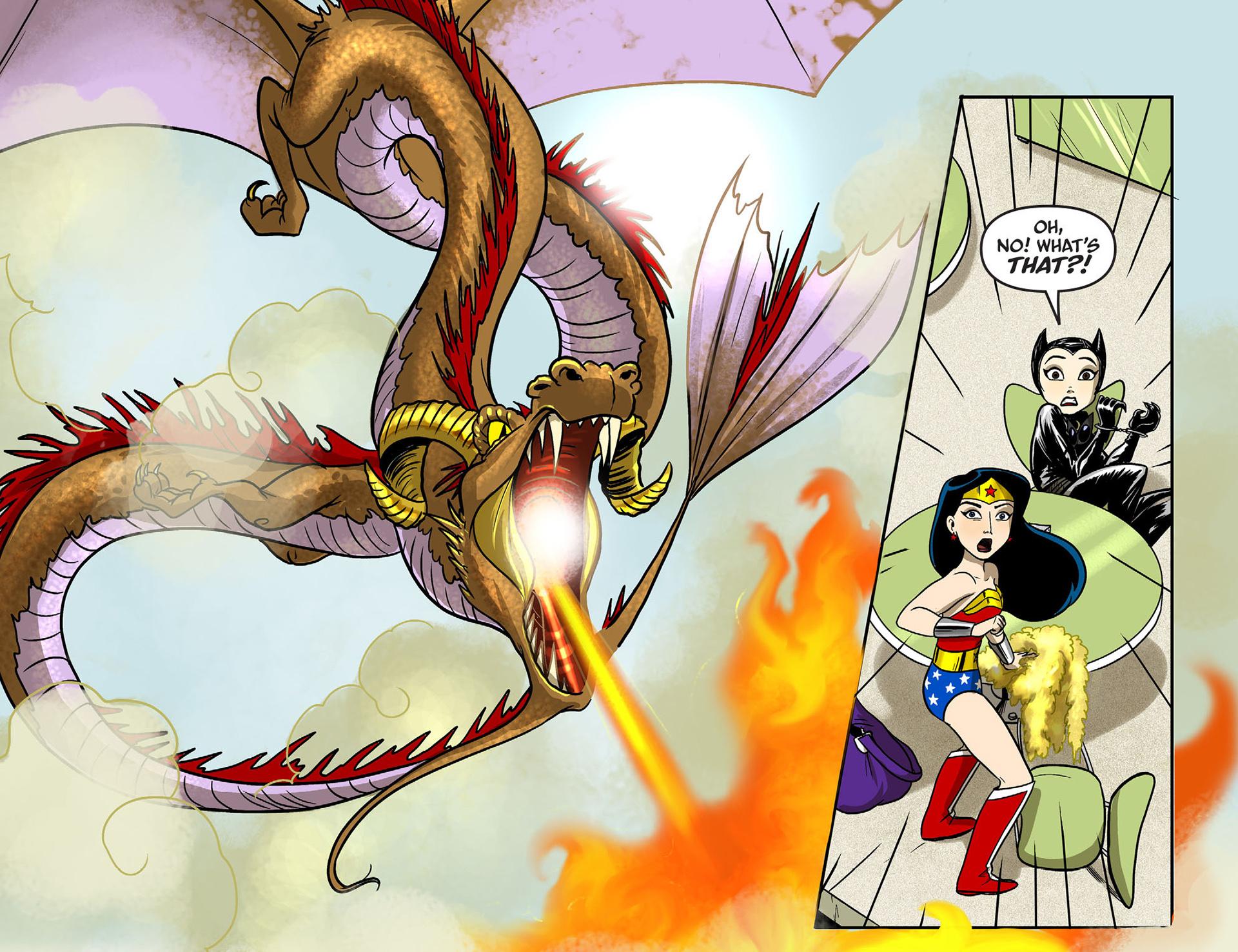 Read online Sensation Comics Featuring Wonder Woman comic -  Issue #9 - 13