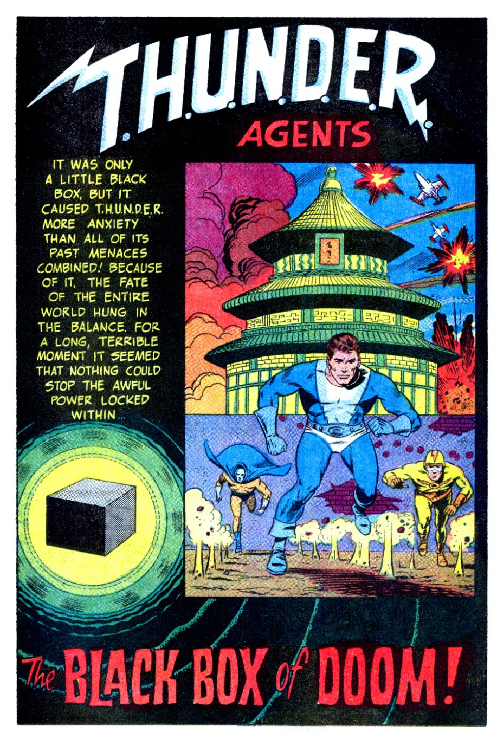T.H.U.N.D.E.R. Agents (1965) issue 9 - Page 43