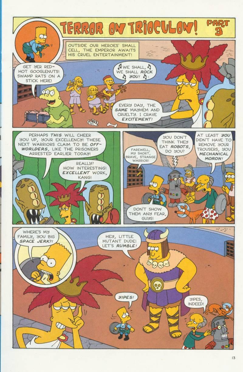 Read online Simpsons Comics Presents Bart Simpson comic -  Issue #3 - 15