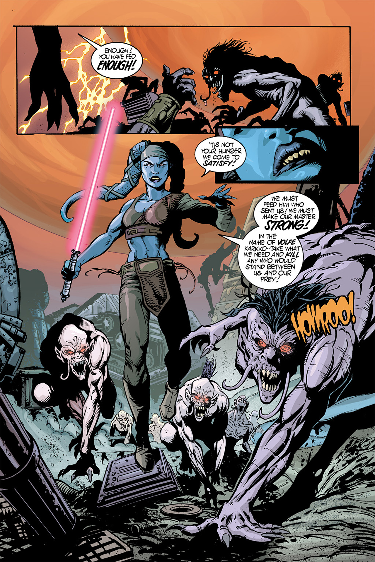 Read online Star Wars Omnibus comic -  Issue # Vol. 15 - 229