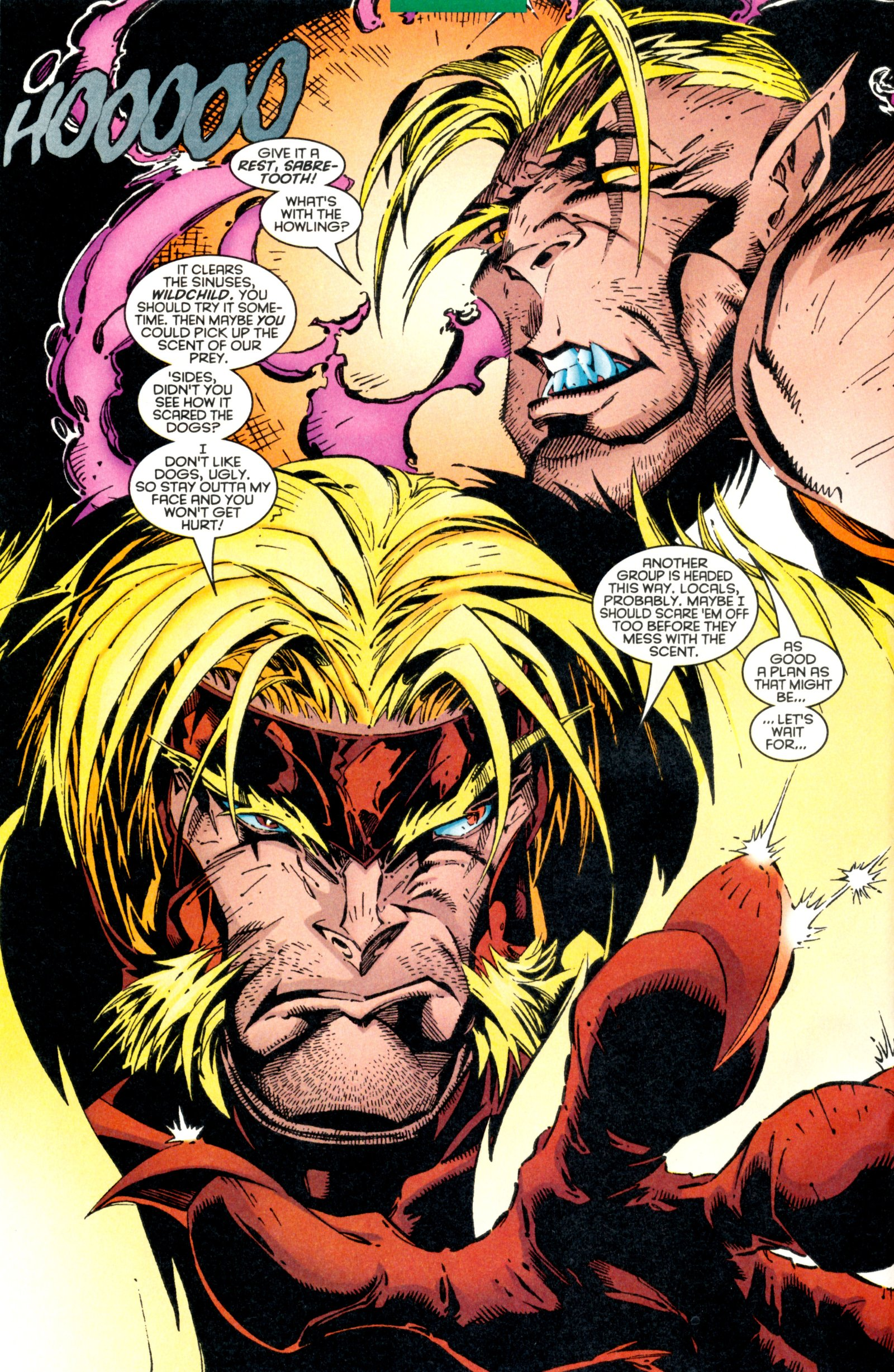 Read online X-Factor (1986) comic -  Issue #128 - 6