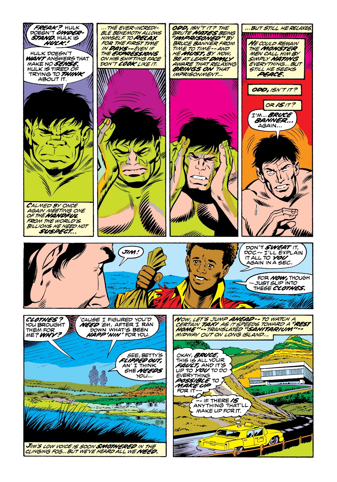 Read online Marvel Masterworks: The Incredible Hulk comic -  Issue # TPB 9 (Part 3) - 27