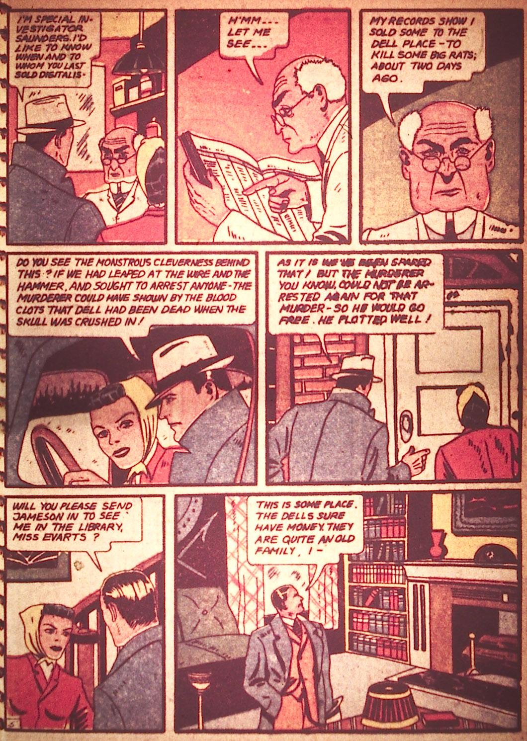 Read online Detective Comics (1937) comic -  Issue #25 - 7