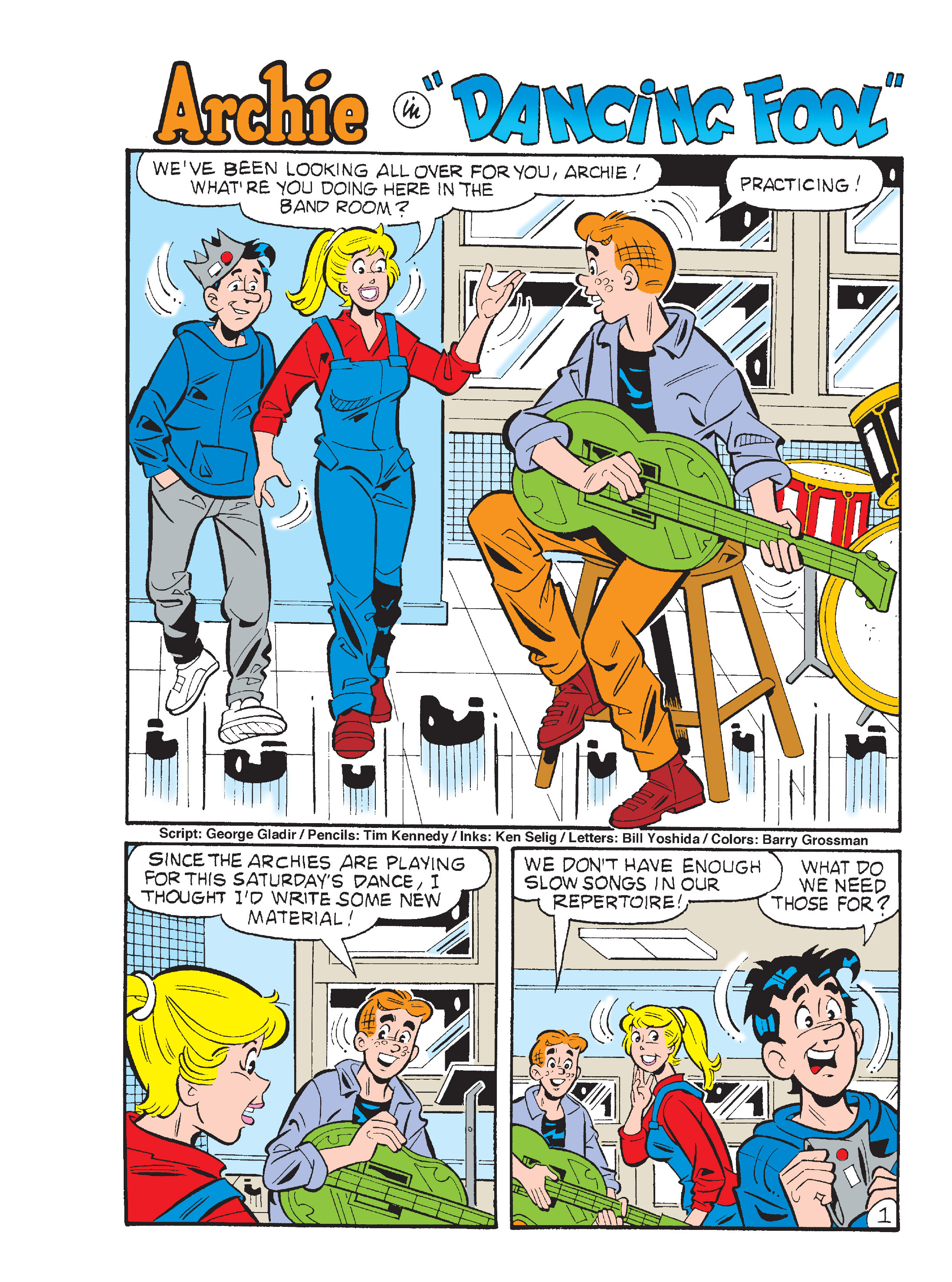 Read online World of Archie Double Digest comic -  Issue #55 - 180