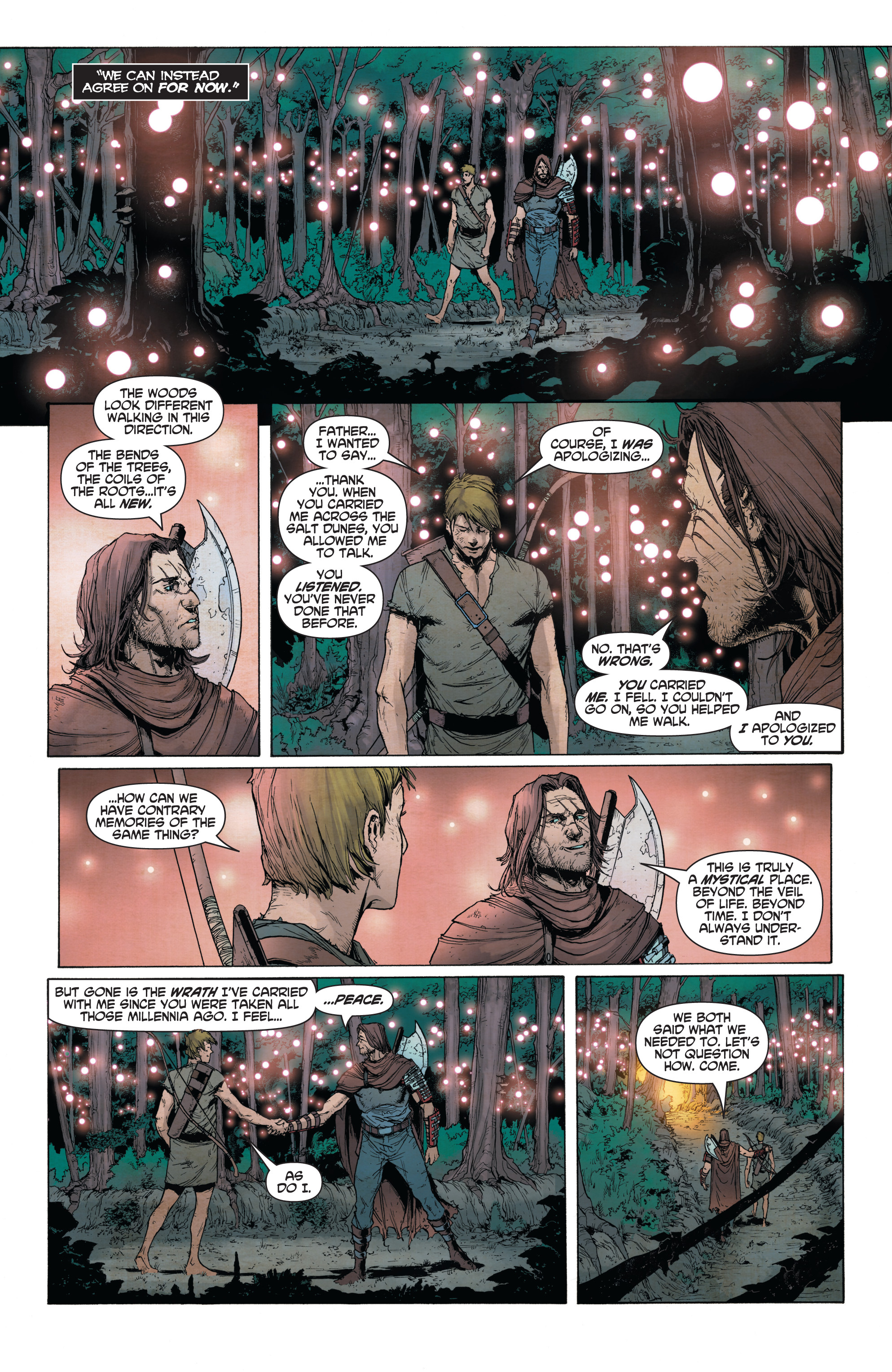 Read online Wrath of the Eternal Warrior comic -  Issue #14 - 18