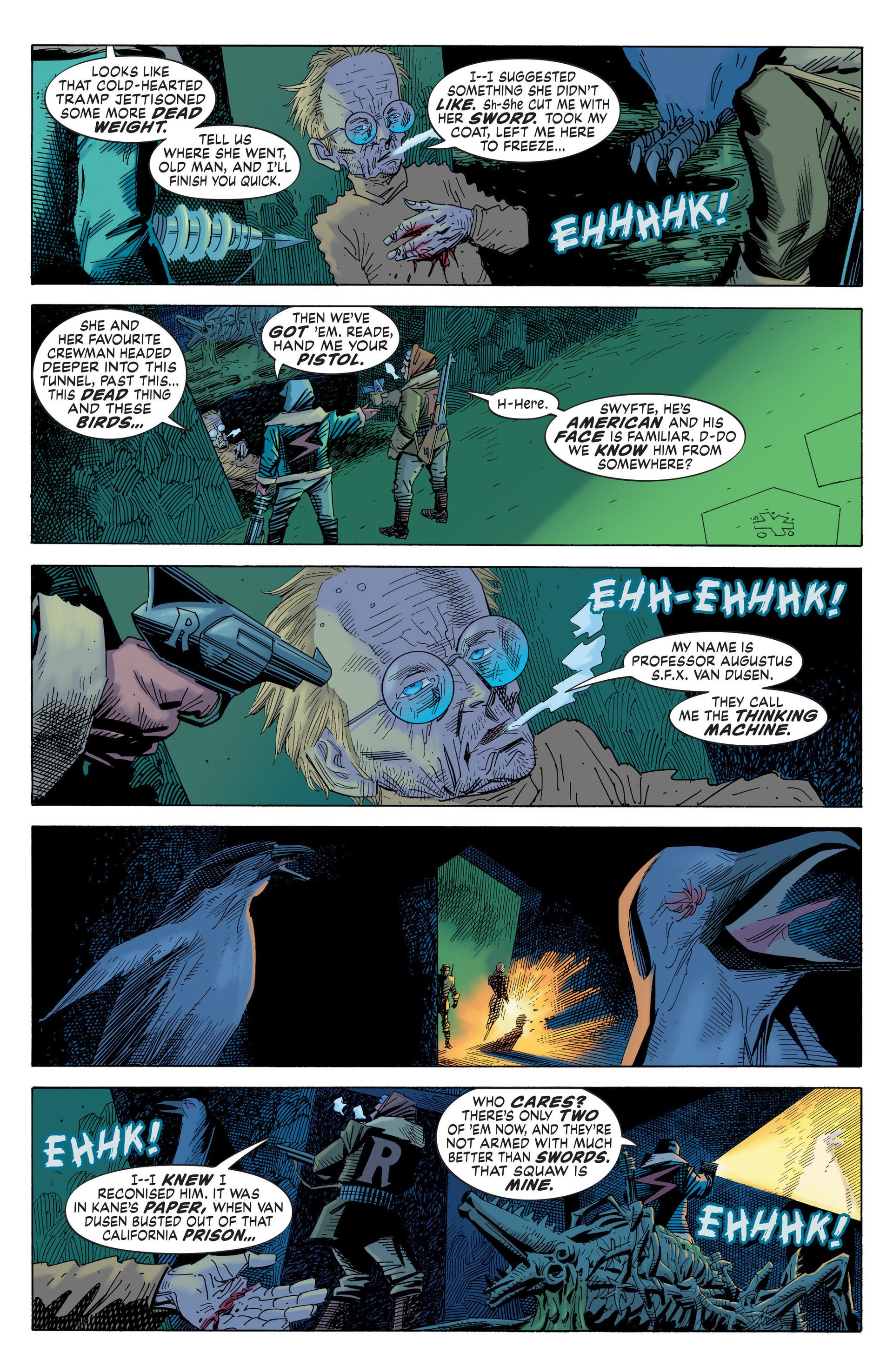 Read online Nemo: Heart of Ice comic -  Issue # Full - 43