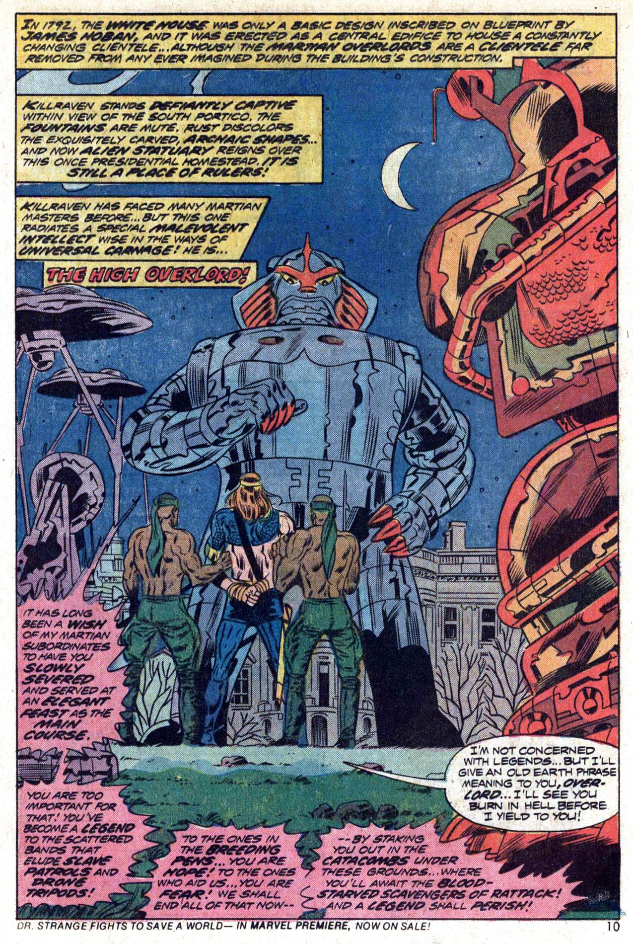 Read online Amazing Adventures (1970) comic -  Issue #23 - 11