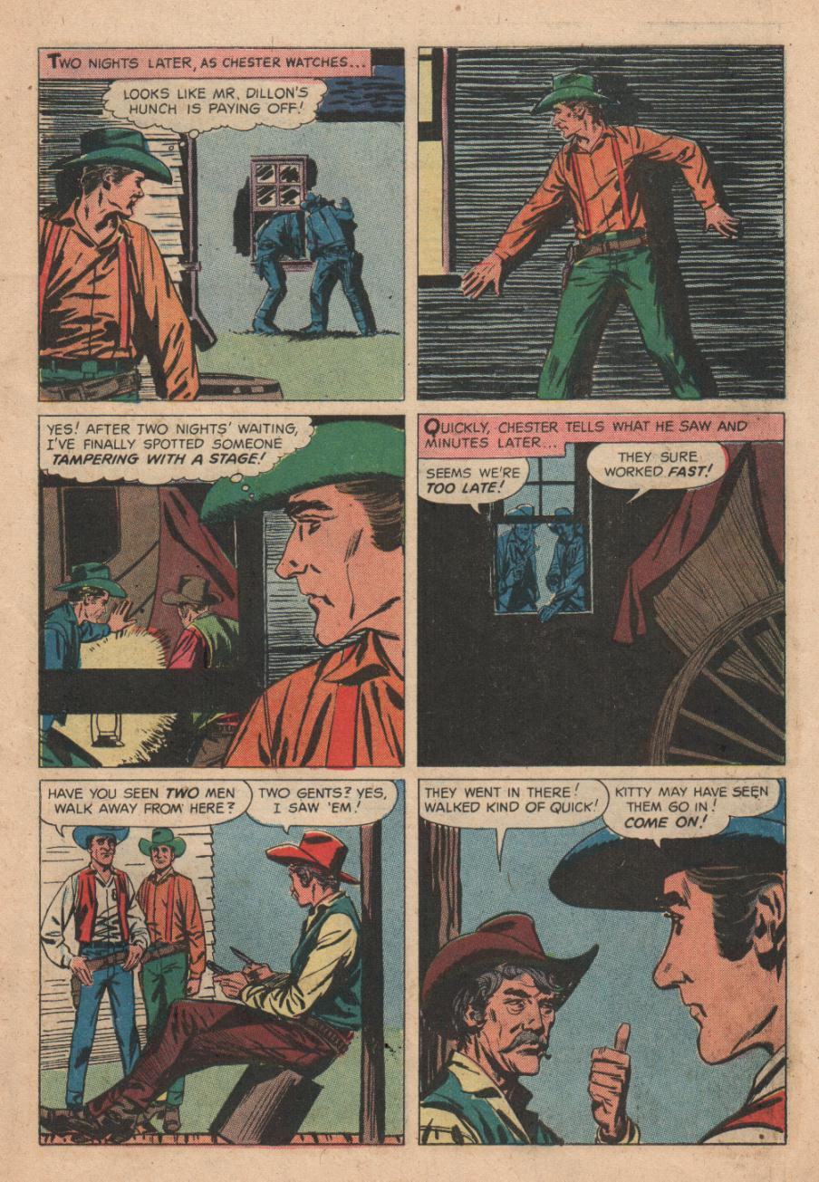 Four Color Comics issue 797 - Page 7