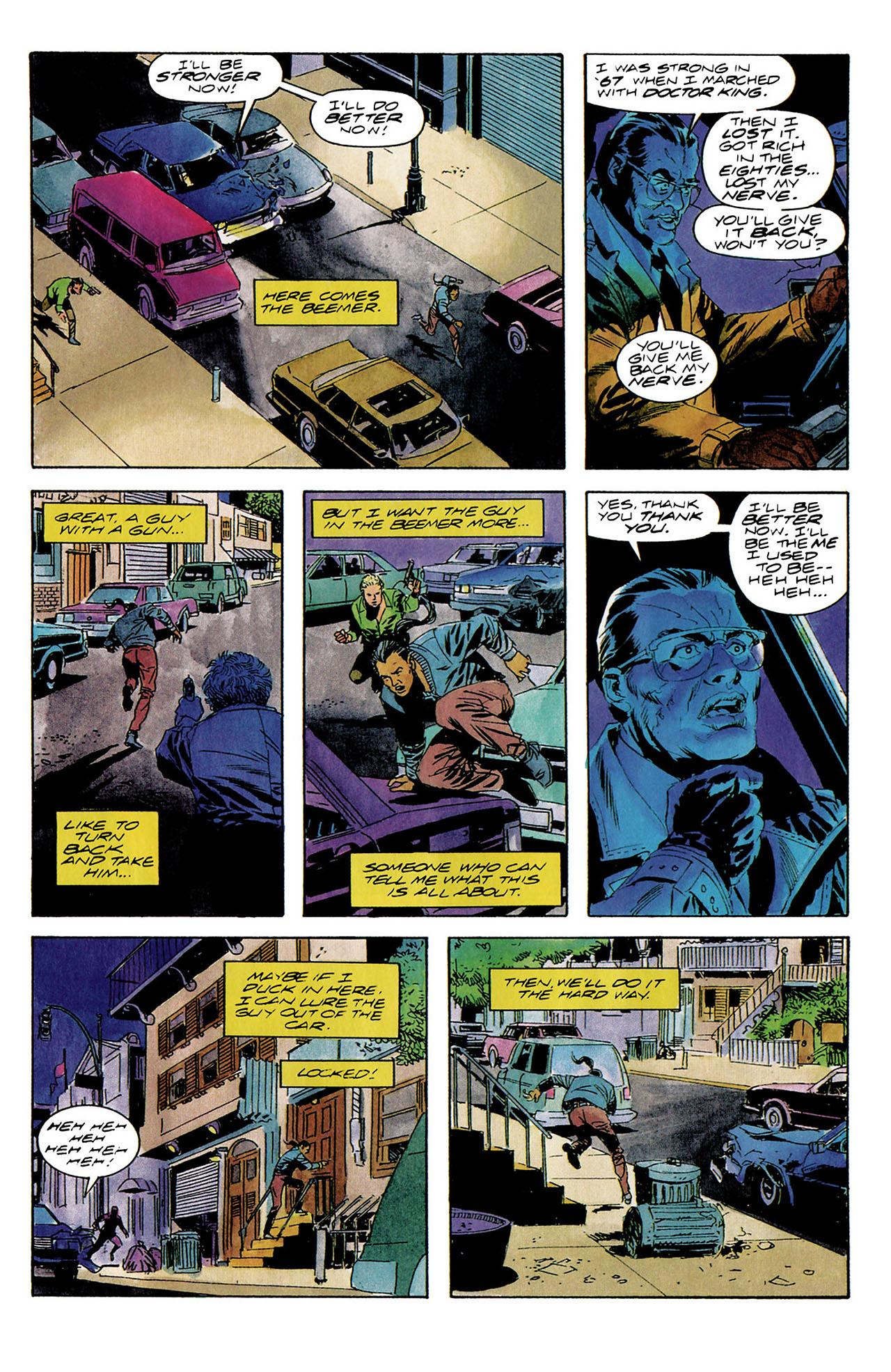 Read online Shadowman (1992) comic -  Issue #8 - 15