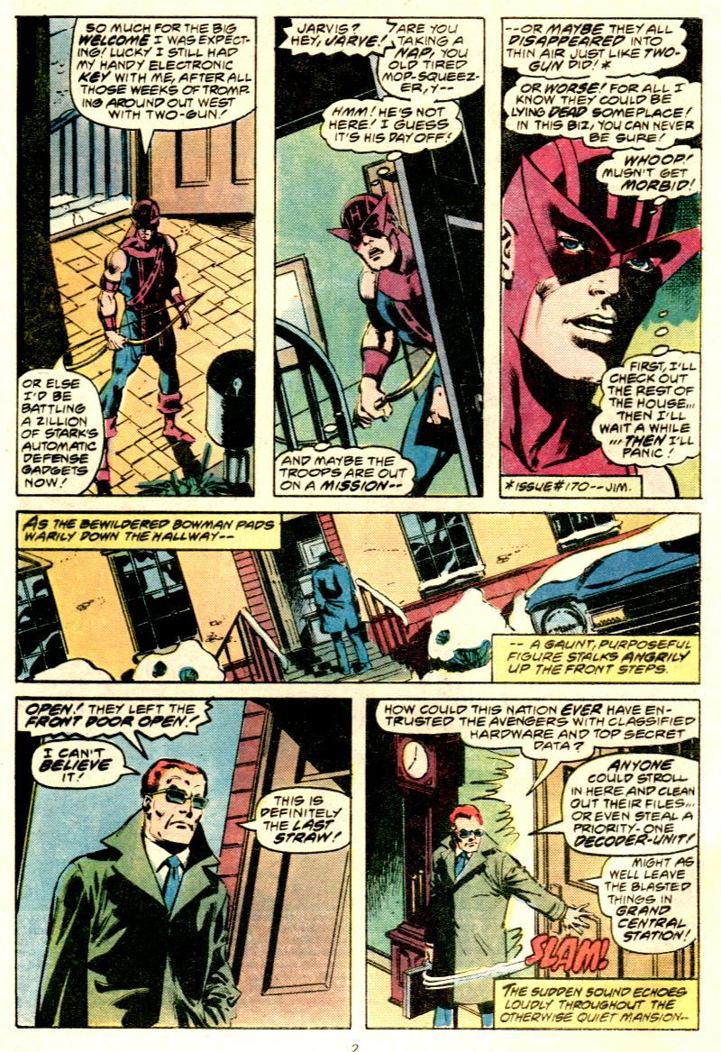 The Avengers (1963) 172 Page 2