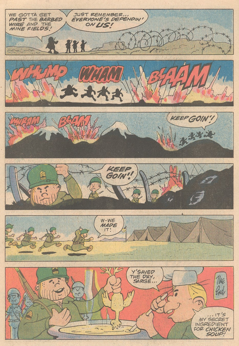 Sgt. Rock issue 379 - Page 26