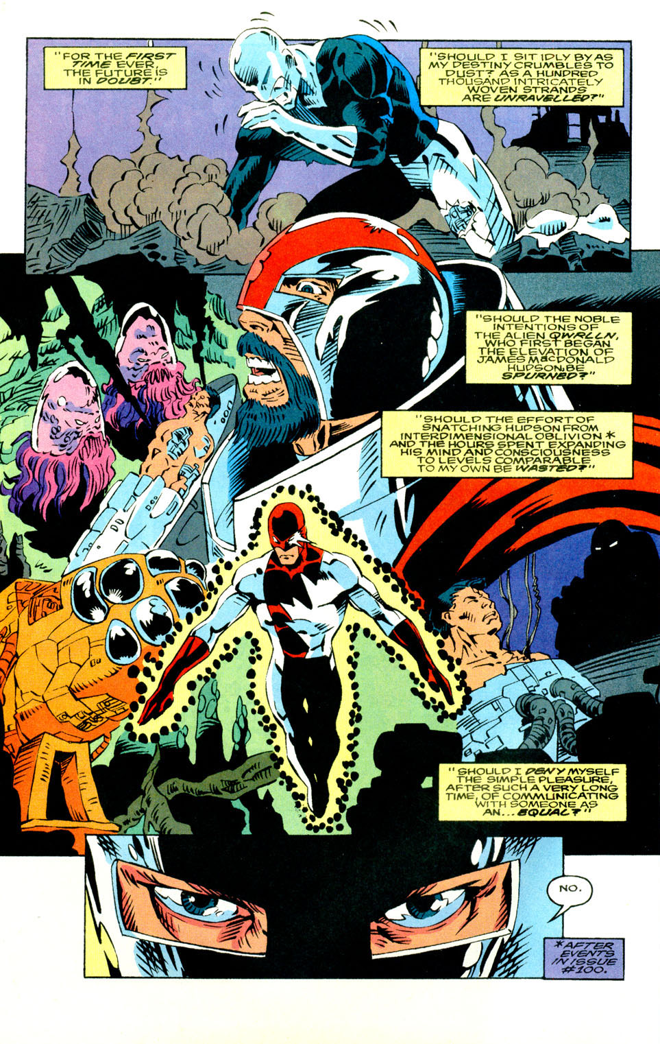 Read online Alpha Flight (1983) comic -  Issue #130 - 24