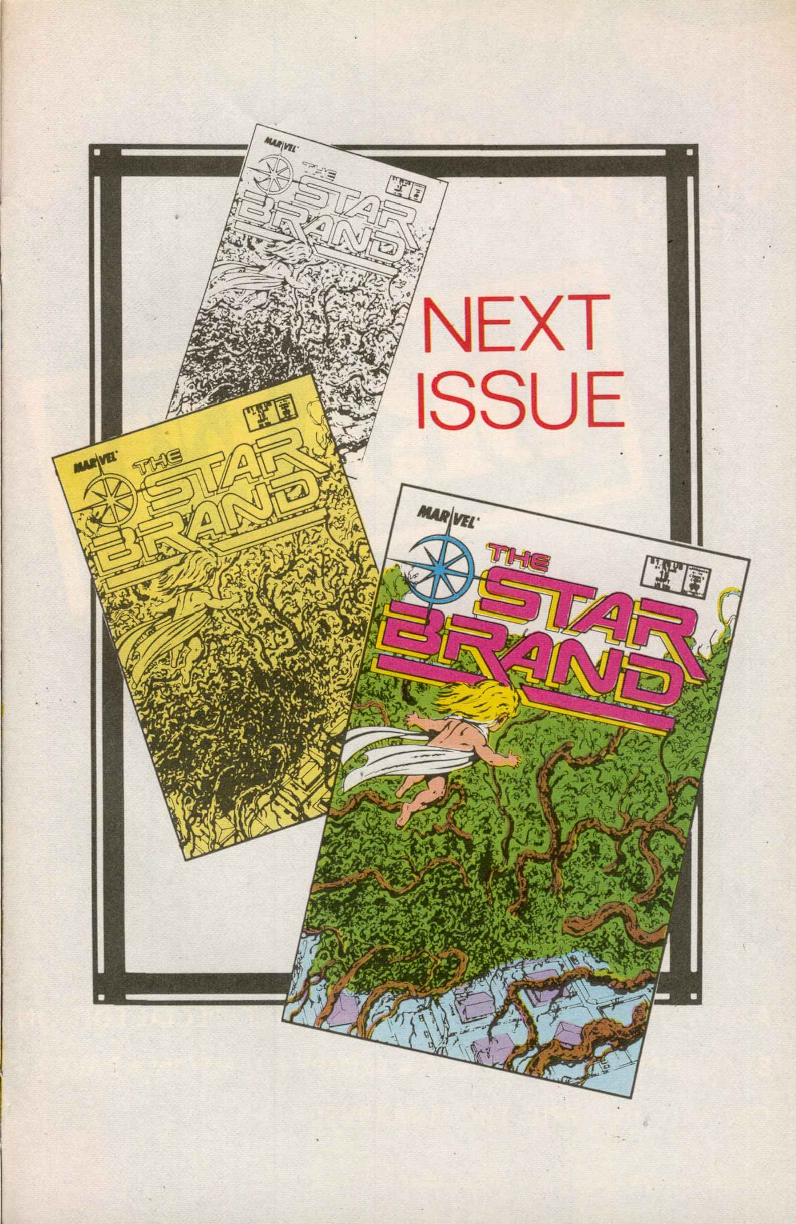 Read online Star Brand comic -  Issue #14 - 30