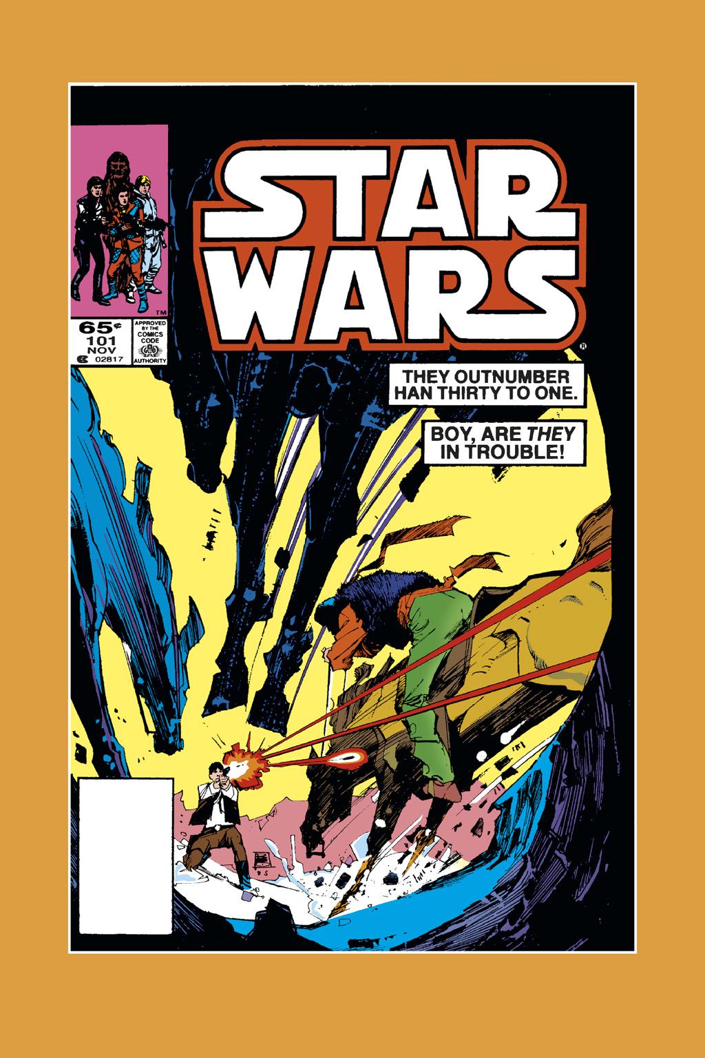 Read online Star Wars Omnibus comic -  Issue # Vol. 21.5 - 127