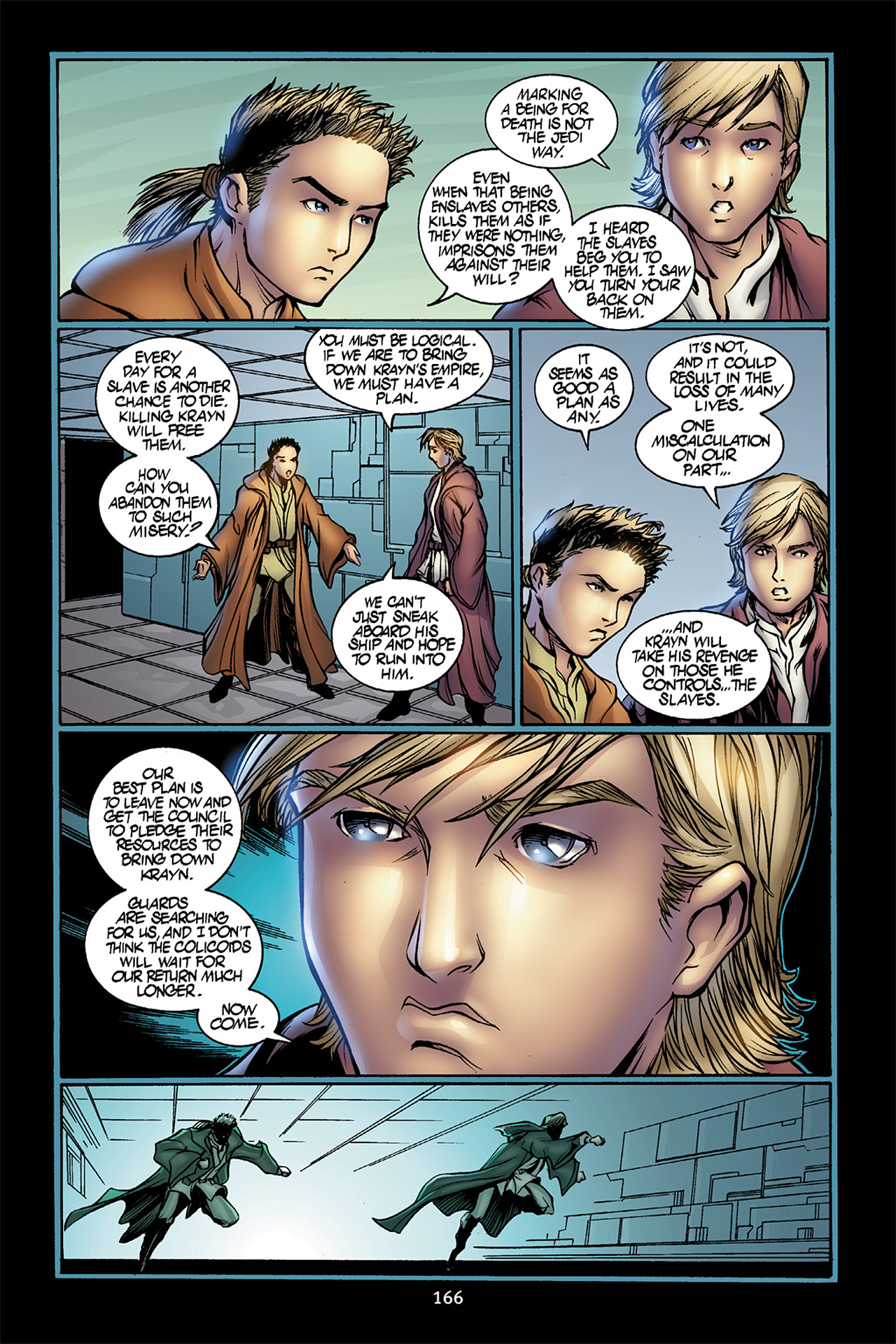 Read online Star Wars Omnibus comic -  Issue # Vol. 10 - 165
