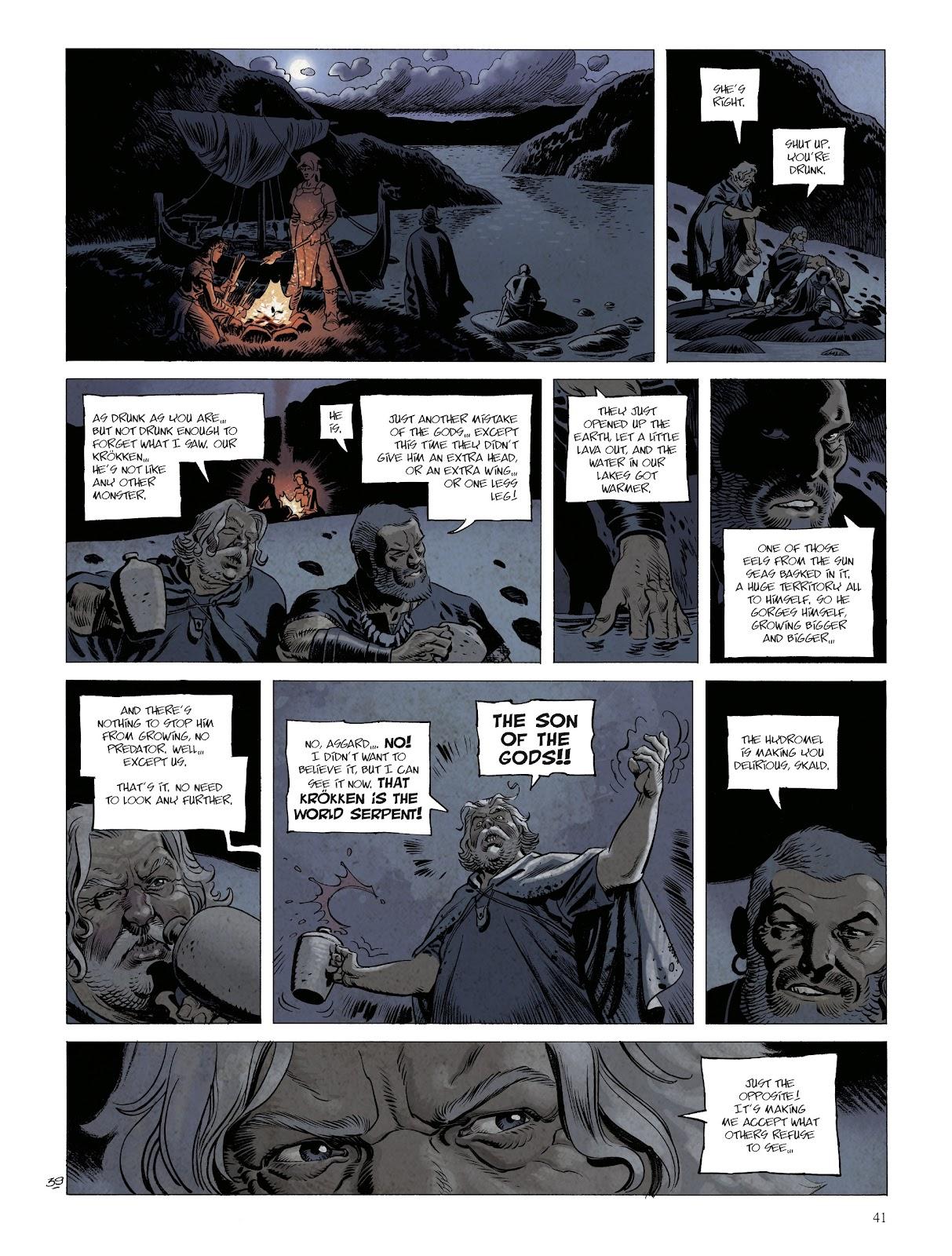 Read online Asgard comic -  Issue #1 - 43