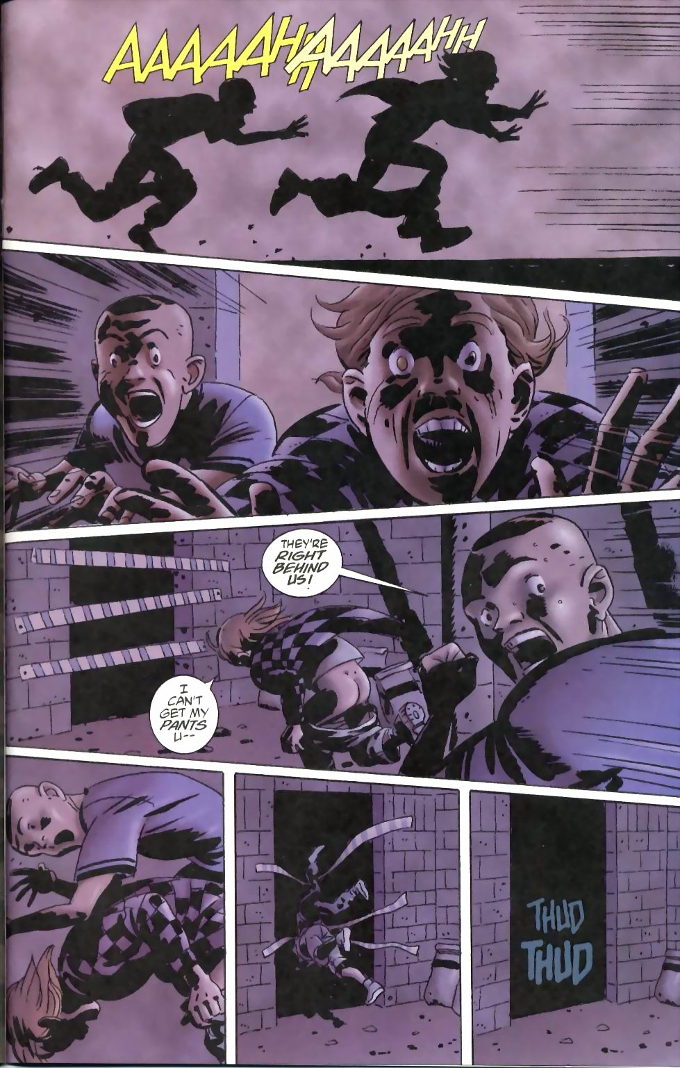 Read online Flinch comic -  Issue #13 - 21
