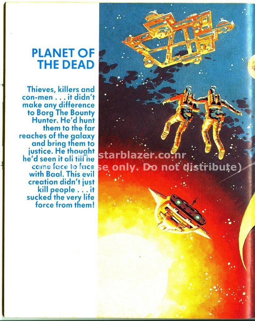 Starblazer issue 208 - Page 36