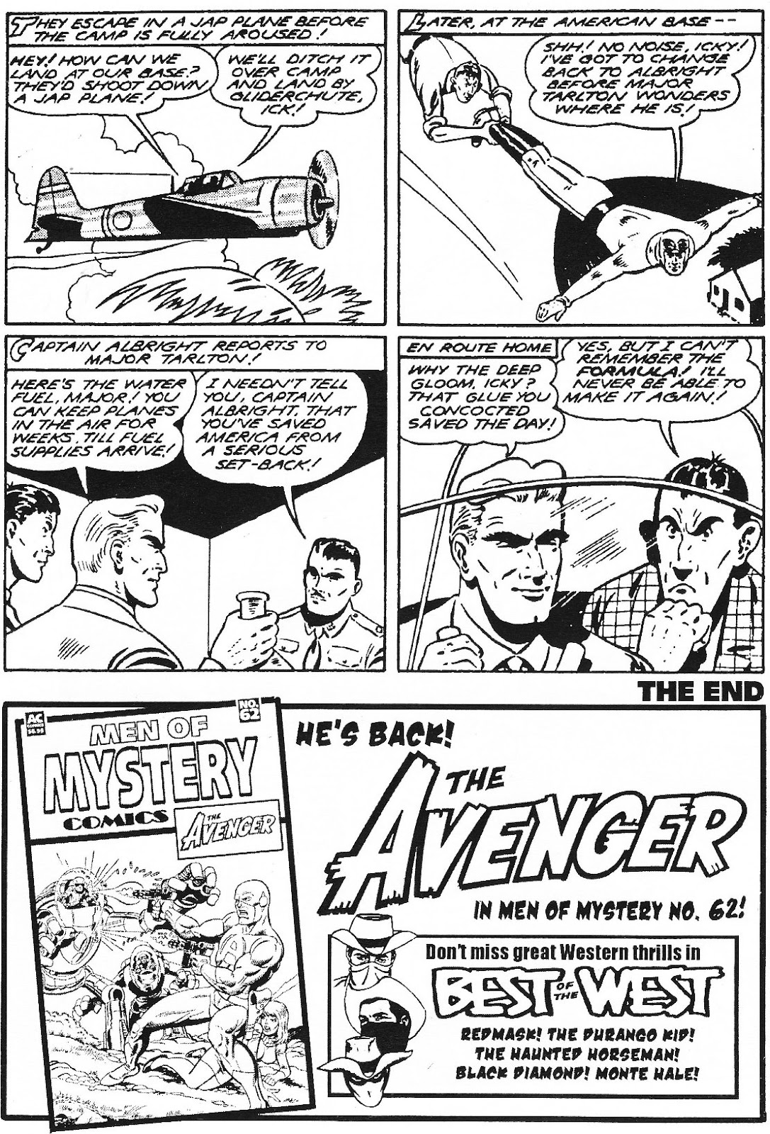 Captain Midnight (1942) issue 11 - Page 11