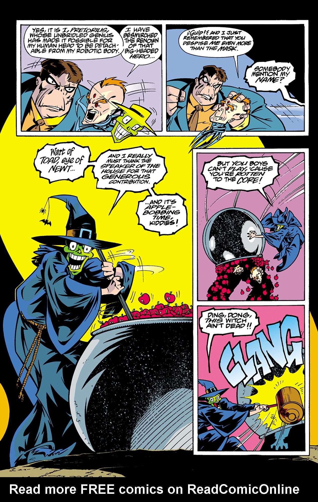 Read online Adventures Of The Mask Omnibus comic -  Issue #Adventures Of The Mask Omnibus Full - 404