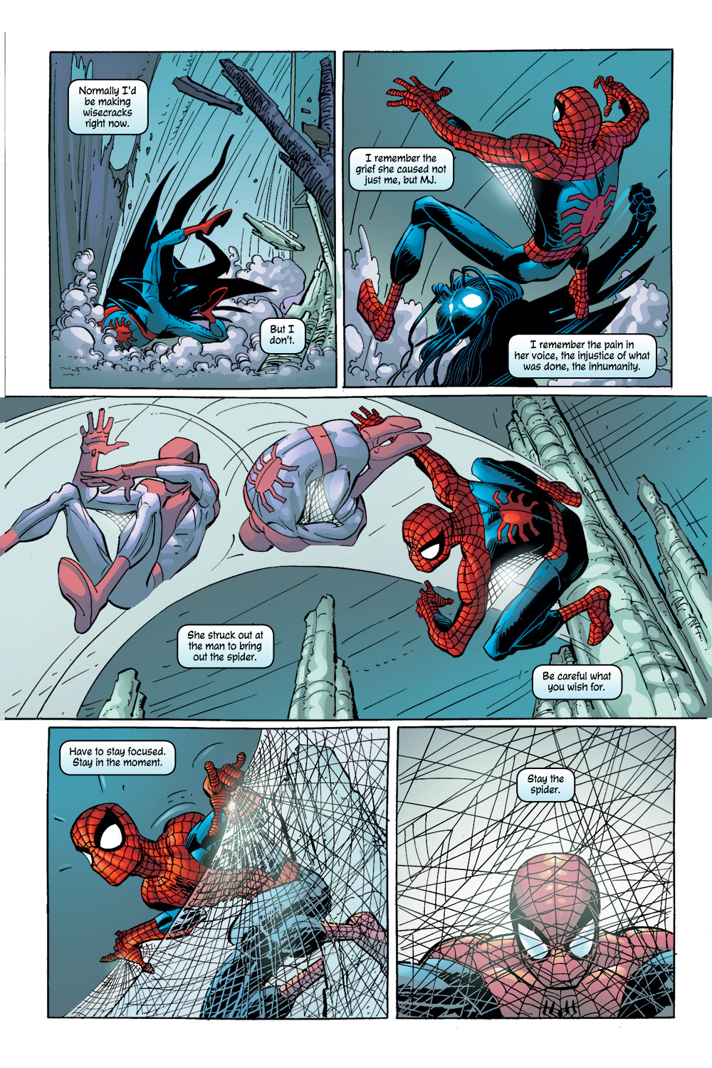 The Amazing Spider-Man (1999) 48 Page 16