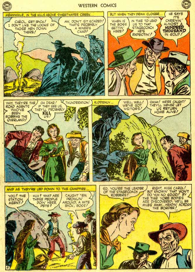 Western Comics issue 23 - Page 46