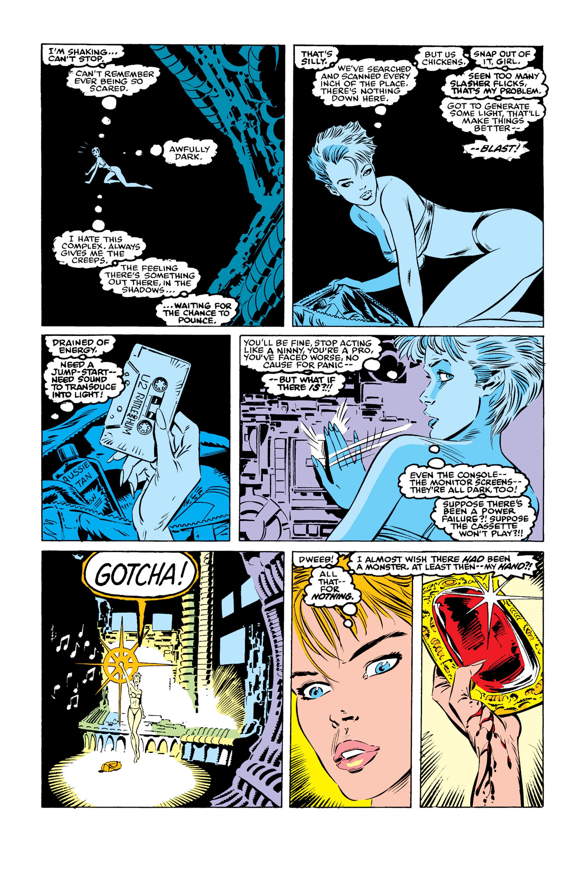 Read online Uncanny X-Men (1963) comic -  Issue #246 - 5