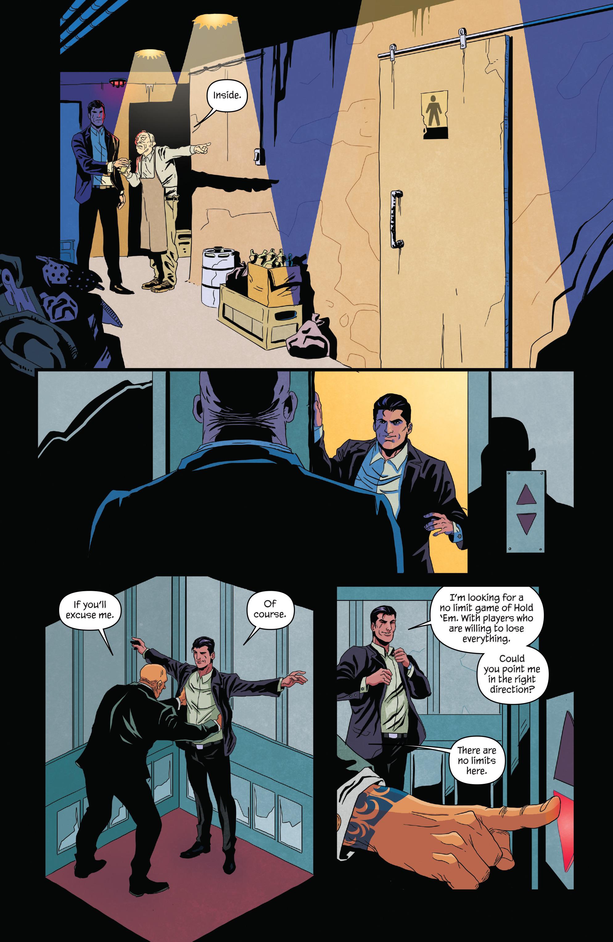Read online James Bond (2017) comic -  Issue #2 - 4