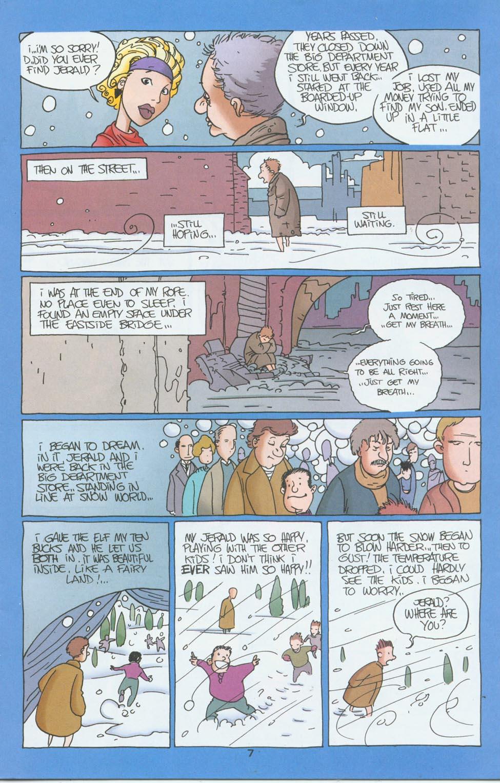 Read online Flinch comic -  Issue #9 - 8