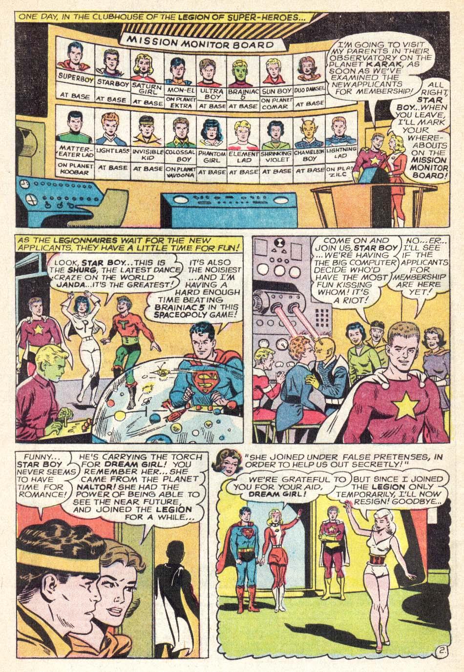 Read online Adventure Comics (1938) comic -  Issue #342 - 4