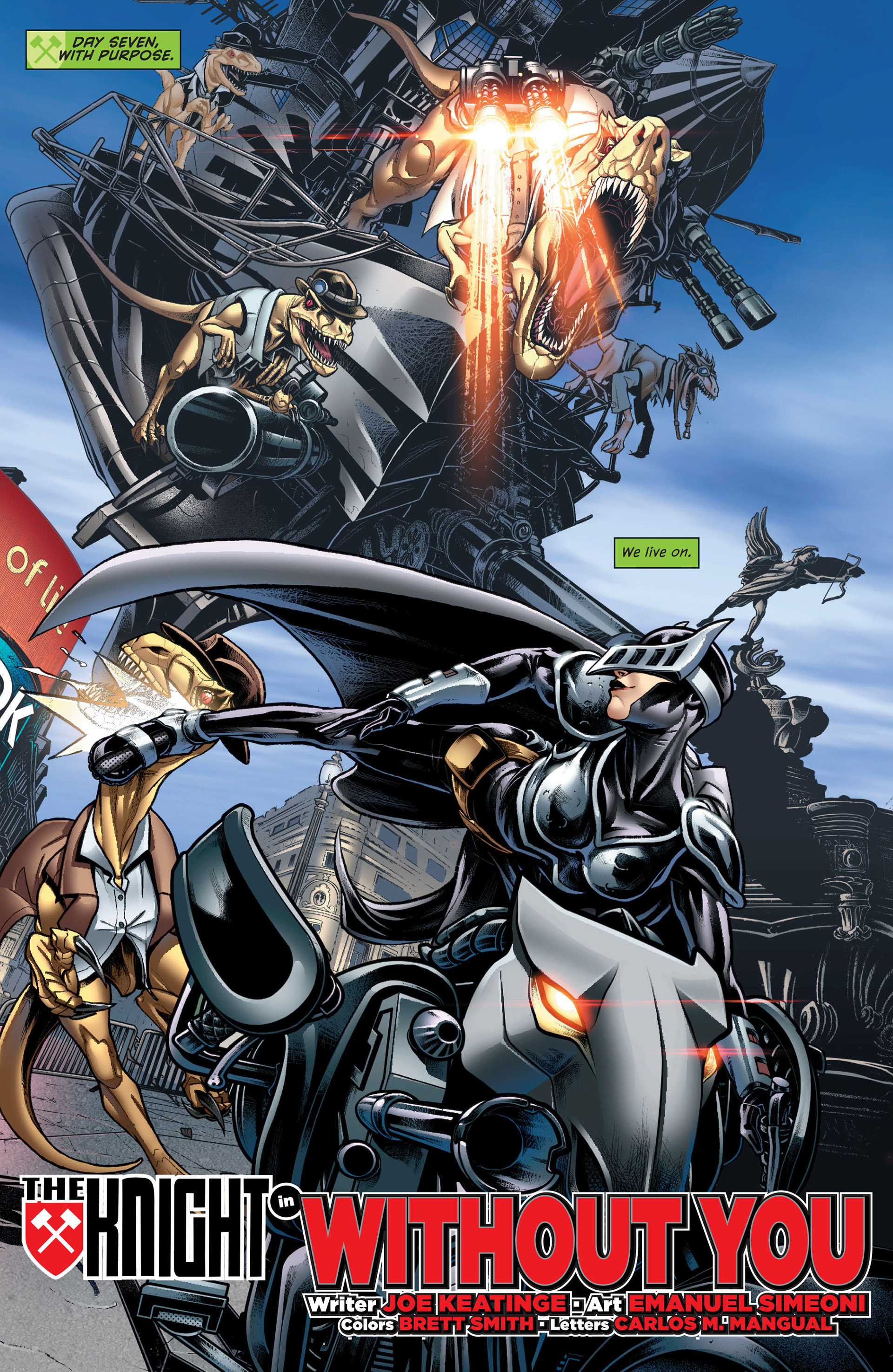 Read online Batman Incorporated (2012) comic -  Issue # _Special 1 - 17