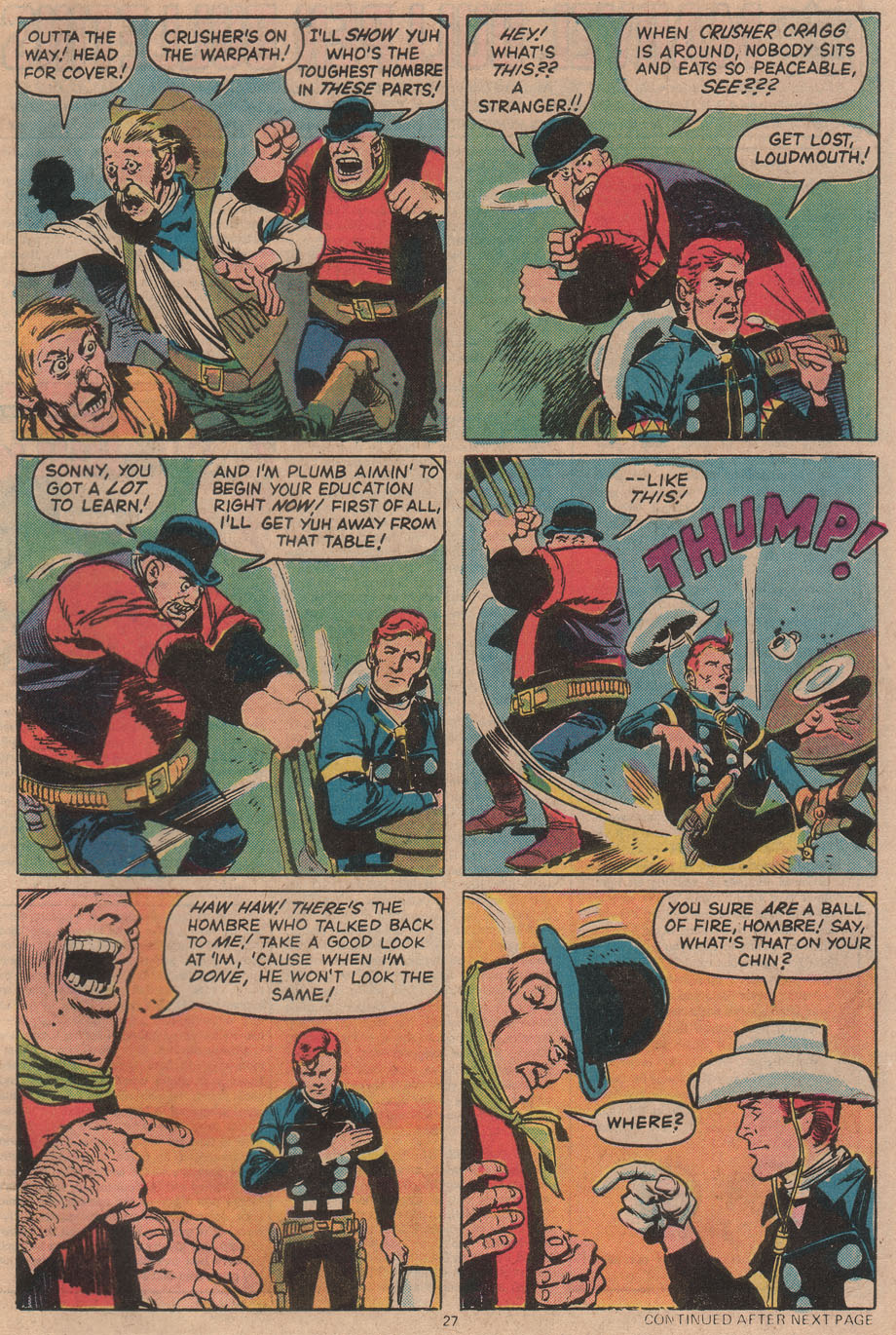 The Rawhide Kid (1955) issue 142 - Page 29