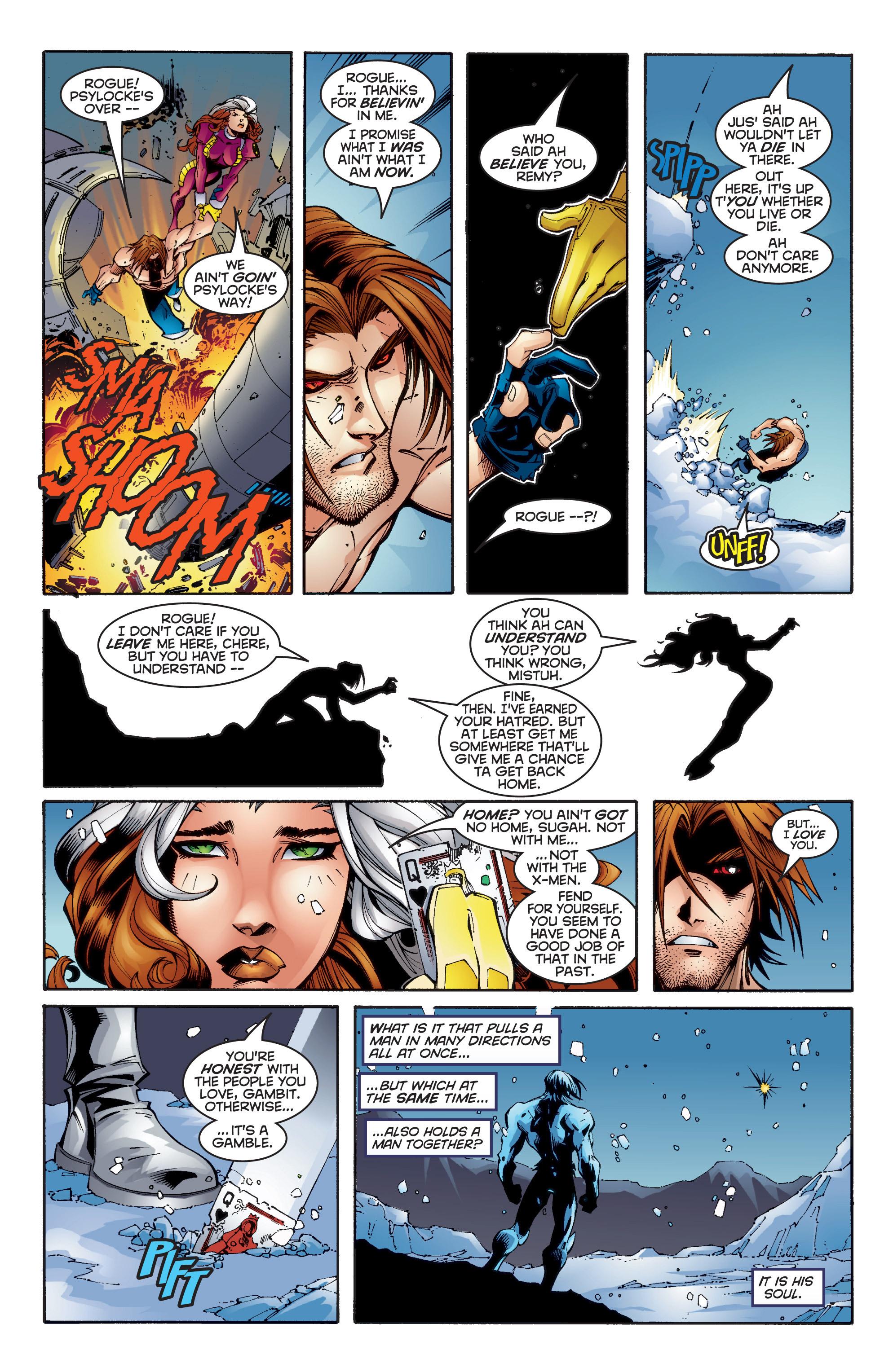 Read online Uncanny X-Men (1963) comic -  Issue #350 - 35