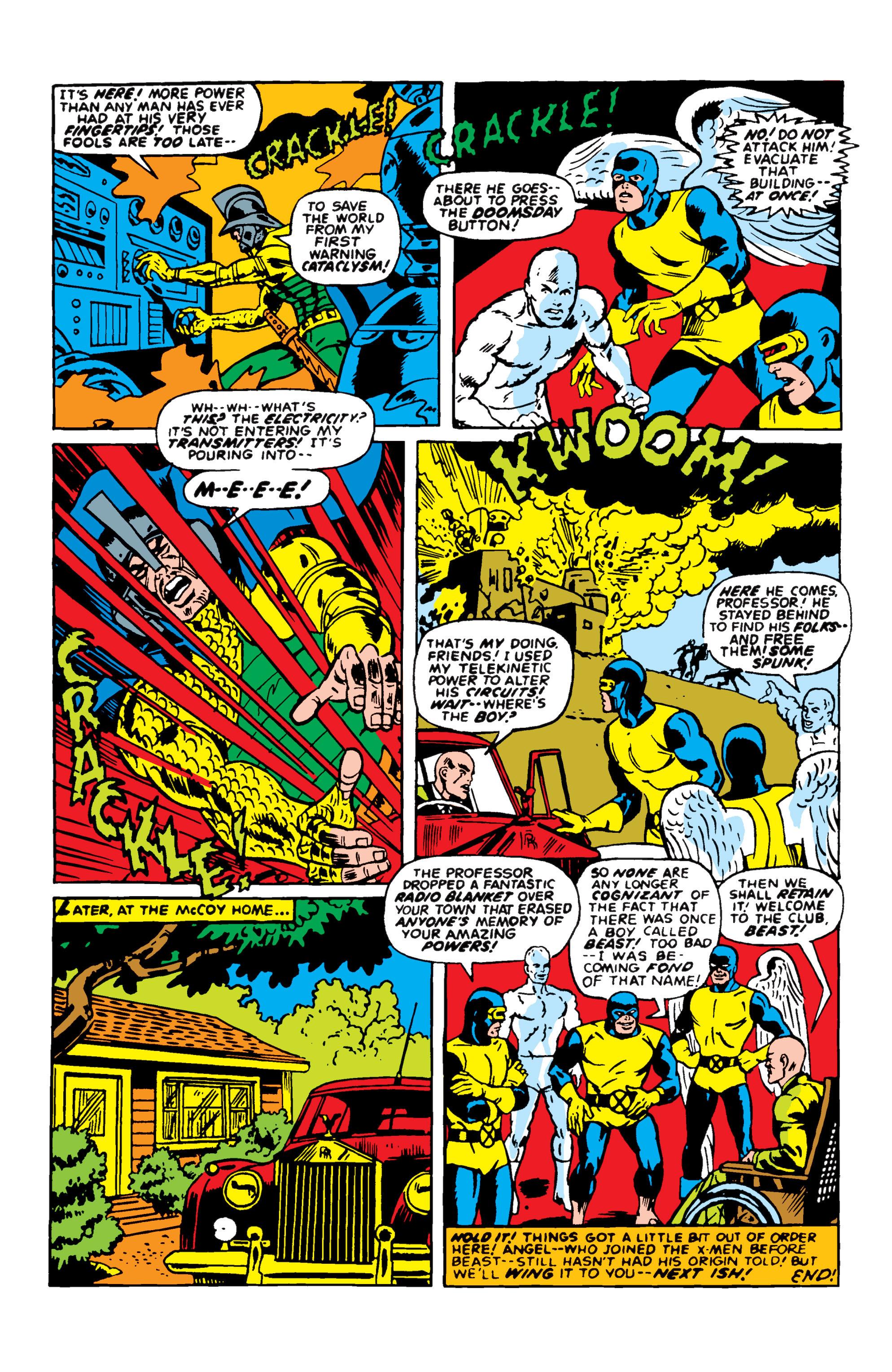 Uncanny X-Men (1963) 53 Page 20