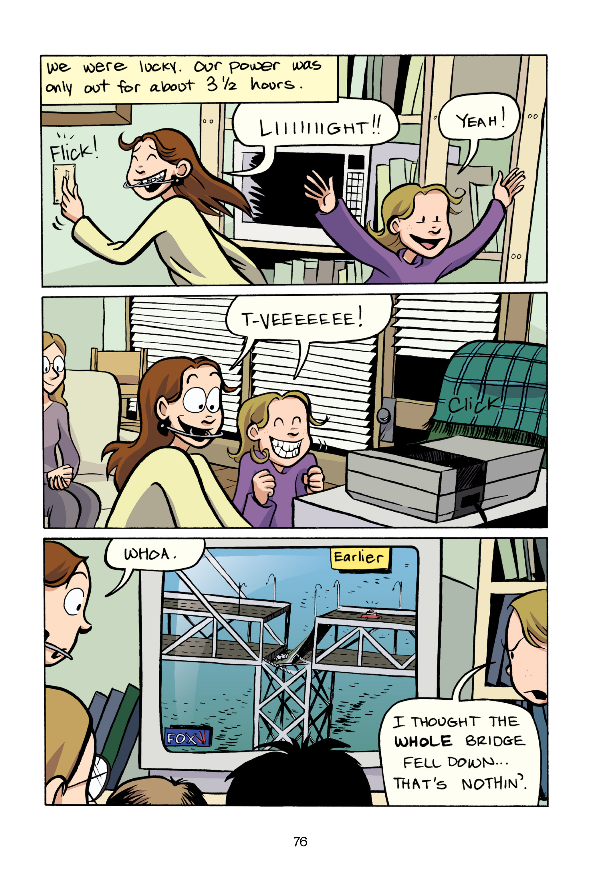Read online Smile comic -  Issue # TPB - 82