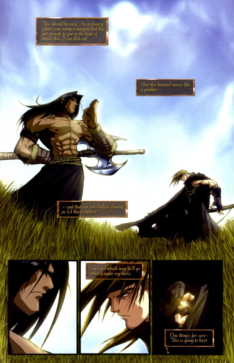 Read online Shidima comic -  Issue #1 - 3