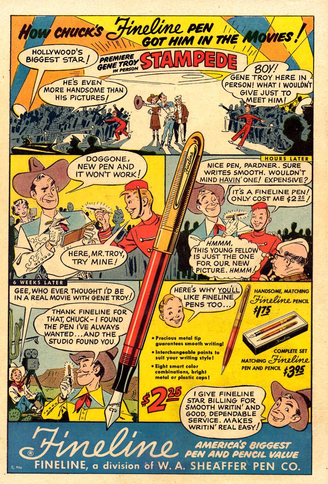 Read online Adventure Comics (1938) comic -  Issue #204 - 44