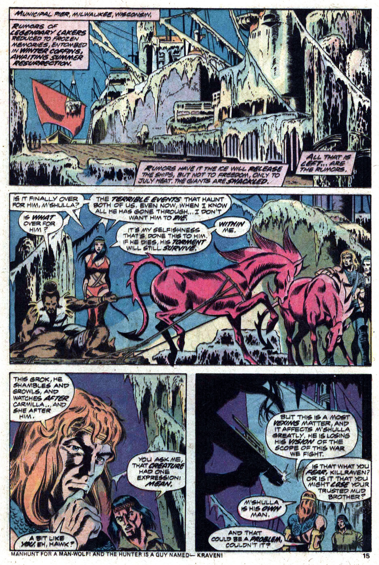 Read online Amazing Adventures (1970) comic -  Issue #27 - 16